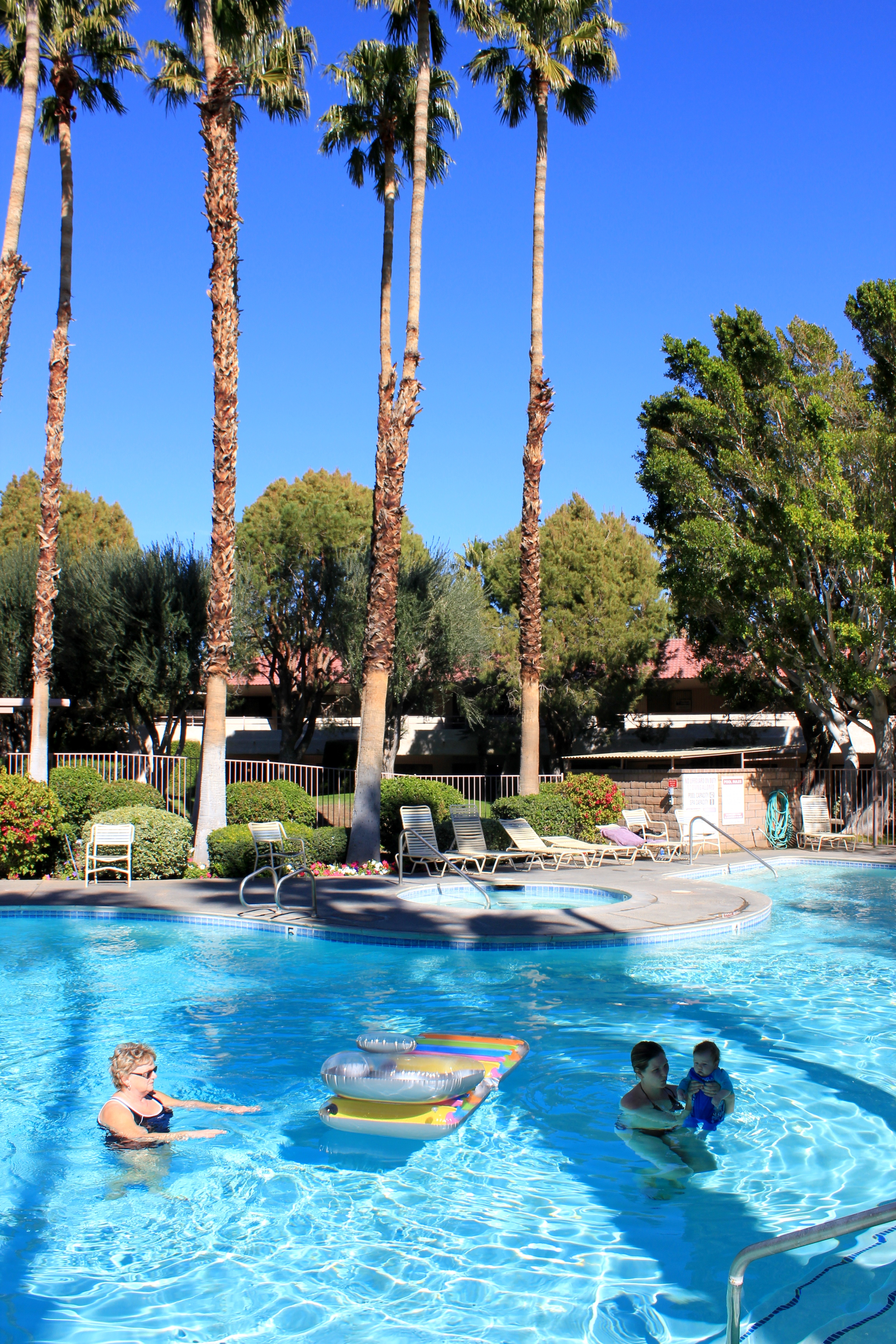 First family trip to palm springs tips for baby travel for Travel to palm springs