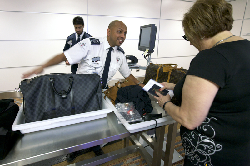 Canadian Air Travel Carry On Rules